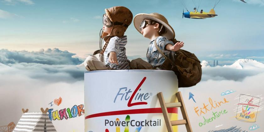 FitLine PowerCocktail Junior