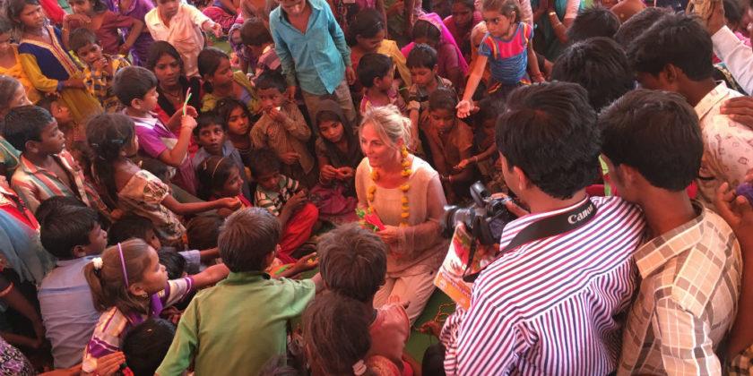 Samarbejdet med World Vision