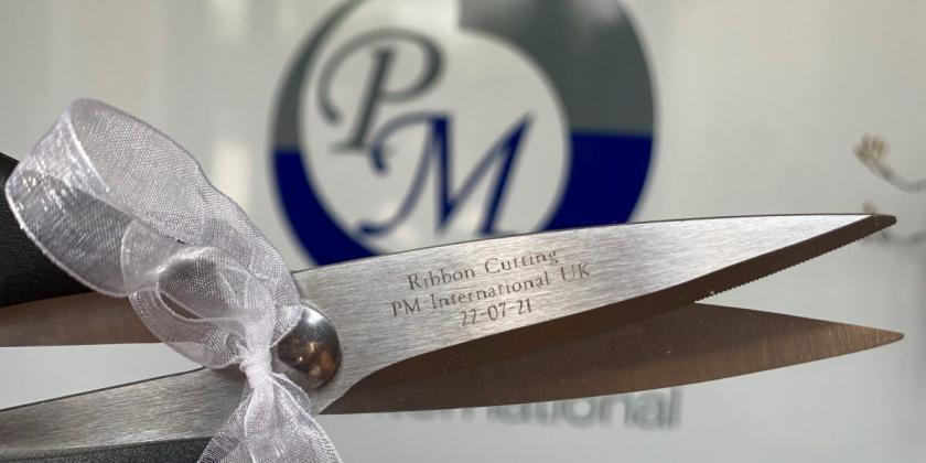 PM International åbner kontor i England